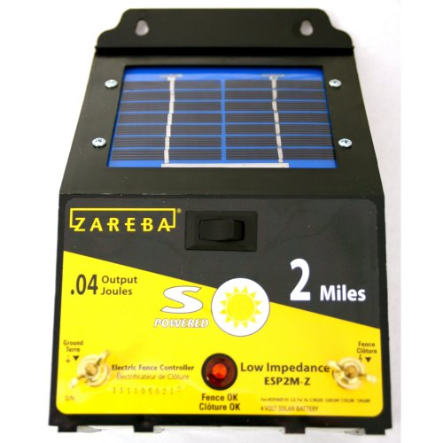 patriot solar fence charger manual