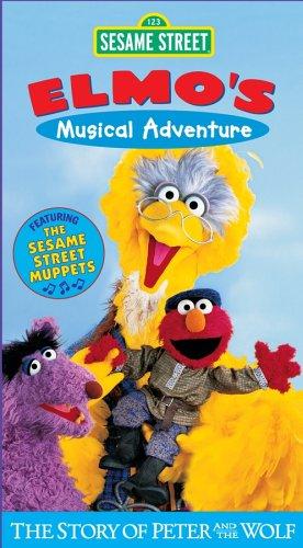 Elmo's Musical Adventure [VHS]