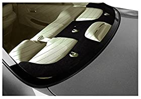 Coverking Custom Fit Dashboard Cover for Select Nissan Altima Models - Velour (Black)