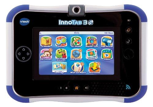 Imagen de VTech InnoTab 3S El Wi-Fi Tableta de aprendizaje, Azul
