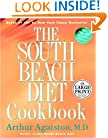 The South Beach Diet Cookbook (Random House Large Print Nonfiction)