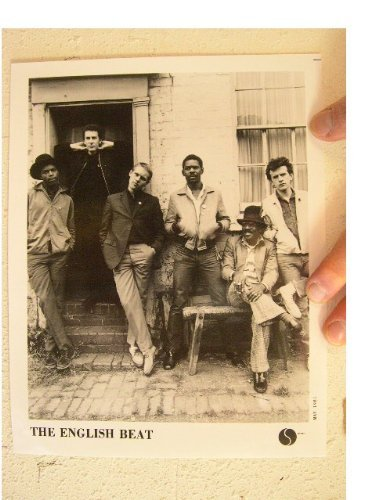 The English Beat Press Kit And Photo Wha'Ppen