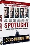 Spotlight [Blu-ray] [Blu-ray + Copie...