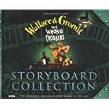 Wallace and Gromit: Storyboard Collection: The Wrong Trousers