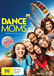Dance Moms - Season 6 Collection 1 [DVD] (Region 4 Pal, Non US format)