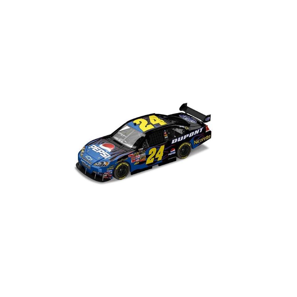 Motorsports Authentics/Action Jeff Gordon Pepsi Stuff 1/64