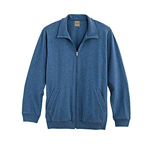 Scandia Woods Men's Jersey Knit Jacket