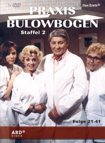 Praxis Bülowbogen - Staffel 2/Folgen 21-41 [7 DVDs]