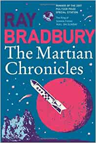 A review of the martian chronicles by ray bradbury