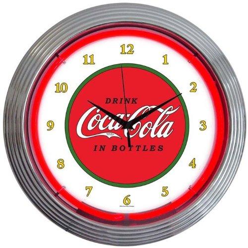 Coca-Cola 1910 Classic Neon Clock
