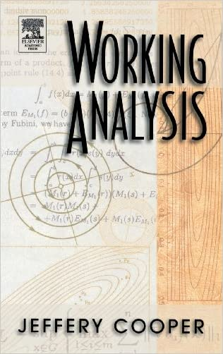 Working Analysis