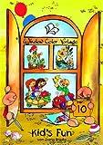 Window-Color-Vorlage: Kid's Fun. Window Color Vorlage