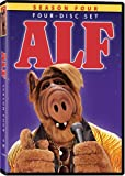 Alf: Season Four [DVD] [1987] [Region 1] [US Import] [NTSC]
