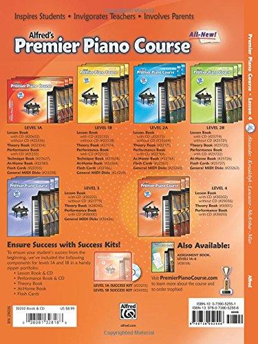 Premier Piano Course Lesson 4