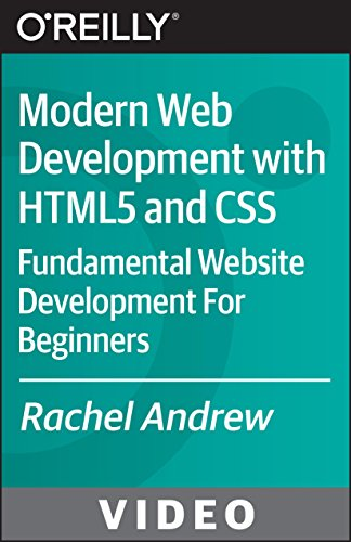 Modern Web Development with HTML5 and CSS [Online Code] (Html5 App Development compare prices)