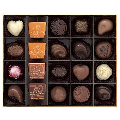 ゴディバ「GODIVA」 チョコレート詰合せ G-50 31529-0-0