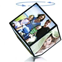 Vibe 360 Degrees Spinning Photo Cube