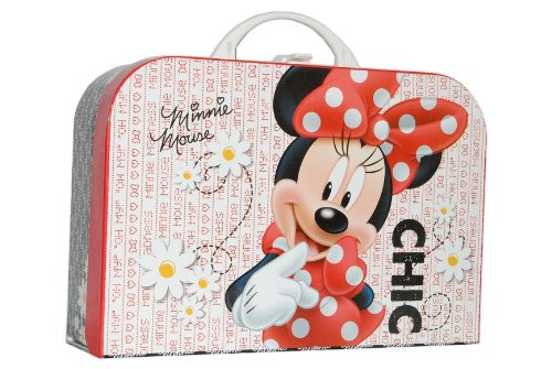 Kinderkoffer Groß Minnie Mouse 34 cm Teenie