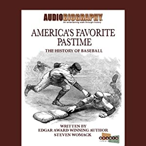 America's Favorite Pastime Audiobook