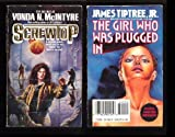 img - for Screwtop / The Girl Who Was Plugged In (Tor Double) book / textbook / text book