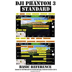 DJI Phantom 3 Standard: Basic Reference