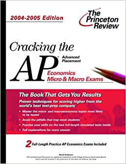 princeton review ap macroeconomics pdf