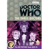 Doctor Who - The Three Doctors [1972] [DVD] [1963]by Jon Pertwee