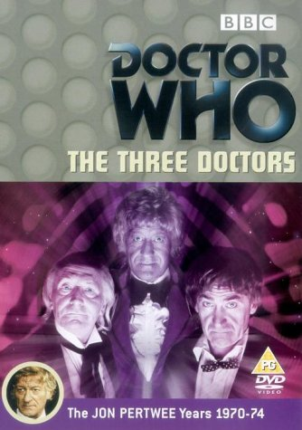 Doctor Who – The Three Doctors [1972] [DVD] [1963]