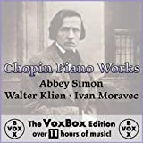 Digital Music Album - Chopin Piano Music (The VoxBox Edition)