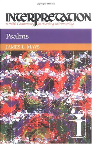 Psalms, JAMES LUTHER MAYS