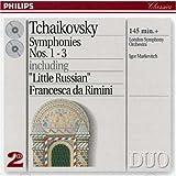 London Symphony Orchestra Tchaikovsky: Symphonies Nos.1-3