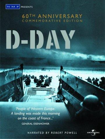 D-Day 60th Anniversary Commemorative Edition [DVD]
