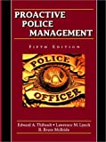 img - for Proactive Police Management (5th Edition) book / textbook / text book