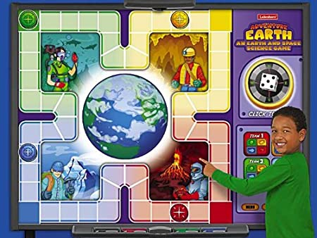 Adventure Earth: Interactive Earth & Space Science Game - Gr. 4-6