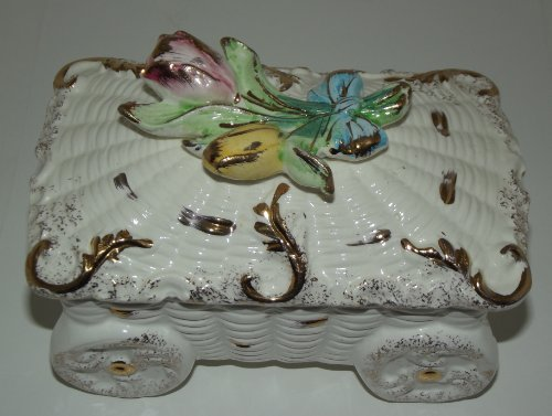Hand Painted Dresser front-849306