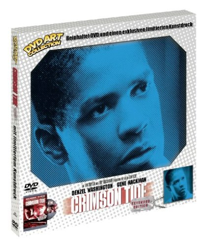 Crimson Tide - Extended Cut (DVD Art Collection)