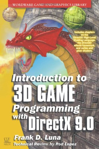 Introduction To 3D Game Programming With Directx 9.0...