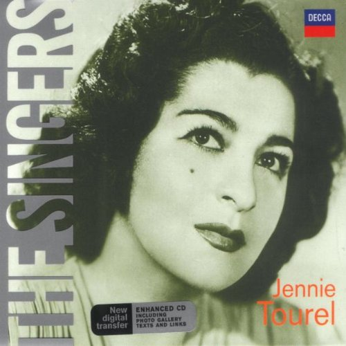 The Singers: Jennie Tourel