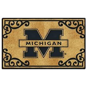 Buy Memory Company Michigan Wolverines Door Mat by The Memory Company