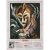 Notable Women Artists - Lois Mailou Jones - Les Fetiches Poster