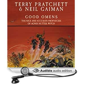 Good Omens: The Nice and Accurate Prophecies of Agnes Nutter, Witch (Unabridged)