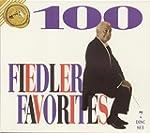 100 Fiedler Favorites (7 CD's)