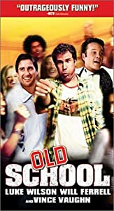 Old School (Rated) [VHS] [Import]