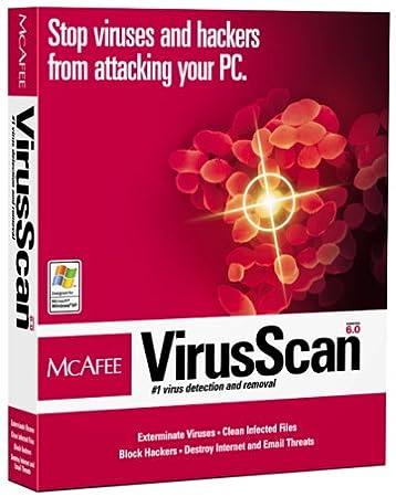 McAfee VirusScan 6.0