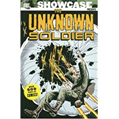 Showcase Presents: Unknown Soldier, Vol. 1 by Joe Kubert,&#32;Bob Haney,&#32;Frank Robbins and Robert Kanigher