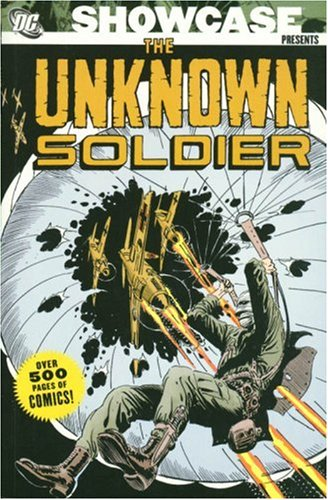Showcase Presents: The Unknown Soldier, Vol. 1