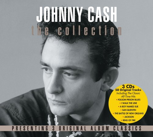 Johnny Cash - The Collection: At Folsom Prison/At San Quentin/America - Zortam Music