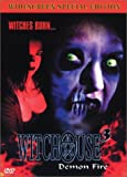 Cover art for  Witchouse 3: Demon Fire (Widescreen Special Edition)