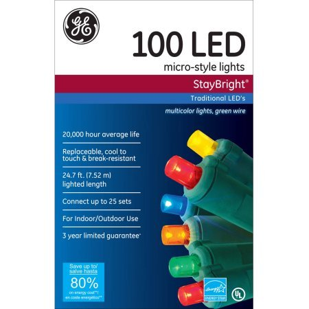 Ge-Micro-Mini-Led-Light-Set-100-Lights-Multi-Colored-Bulbs-Led-3