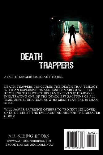 Death Trappers: Volume 3 (The Death Trap Trilogy)